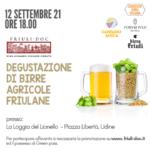 Degustazione Birre Agricole Friulane Friuli DOC